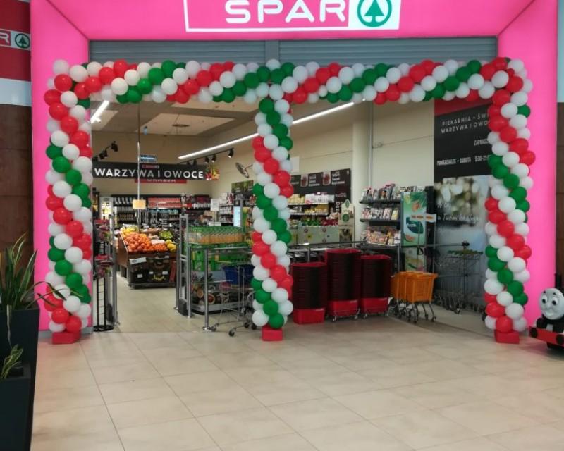 Opening of the SPAR Supermarket
