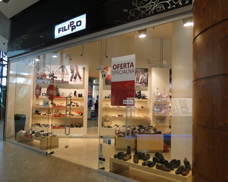 Filippo shoes
