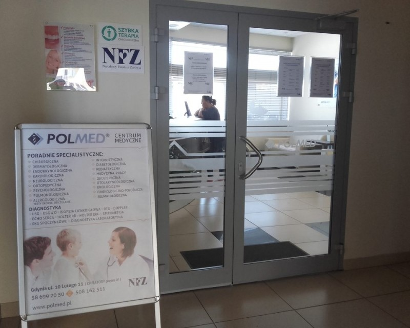 Centrum Medyczne Polmed + Dentus