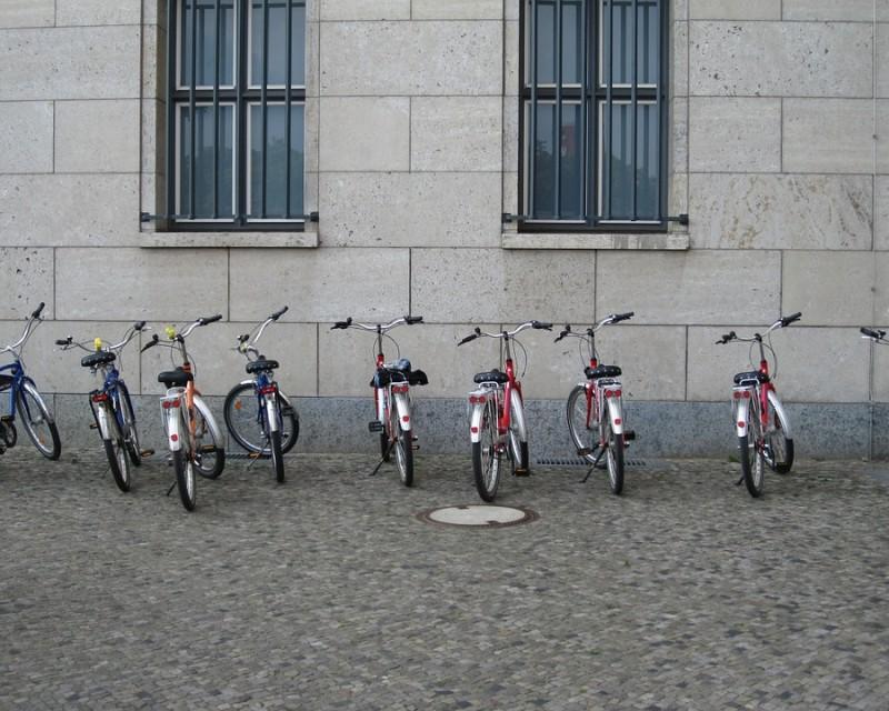 Centrum Handlowe Batory przyjazne rowerzystom :)