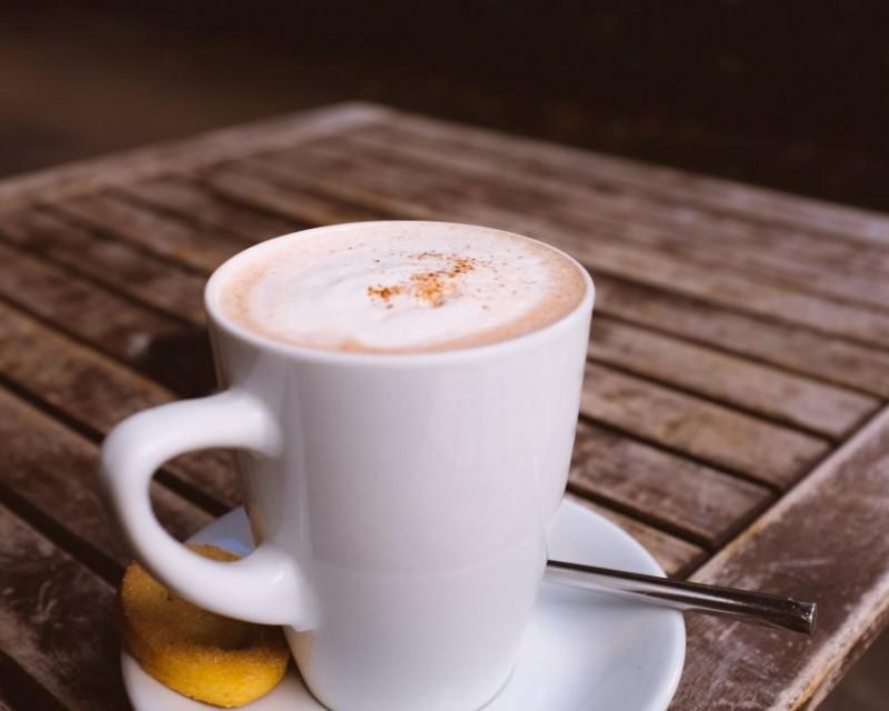 Zima z aromatem Gingerbread Latte w SUBWAY