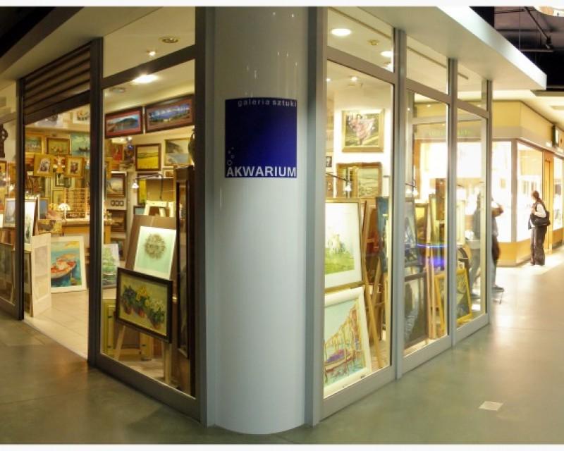 Akwarium Galeria Sztuki