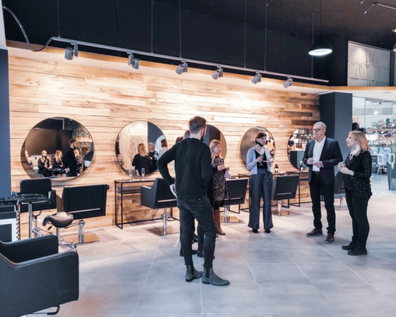 Salon fryzjerski HAIR SPACE
