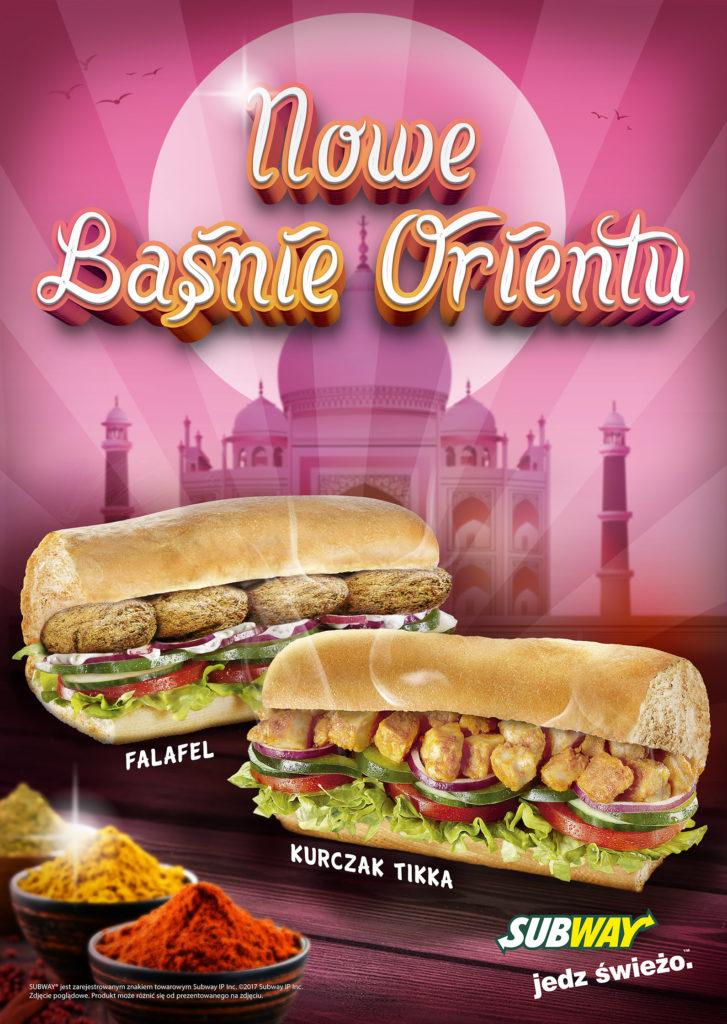 Nowe Baśnie Orientu-plakat